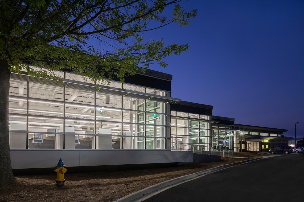 Lakeshore Foundation Research Addition – KPS Group Architecture & Interior Design – Birmingham AL