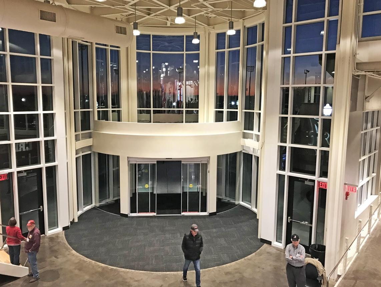 Stran-Hardin Arena for Adapted Athletics at University of Alabama