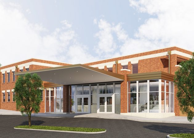 Renovation and expansion program at St. Luke's Episcopal Church in Birmingham AL; architecture – interior design by KPS Group Inc