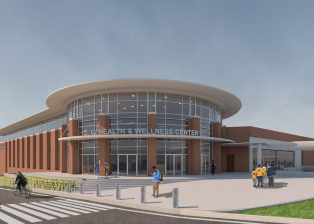 Health & Wellness Center at Oakwood University