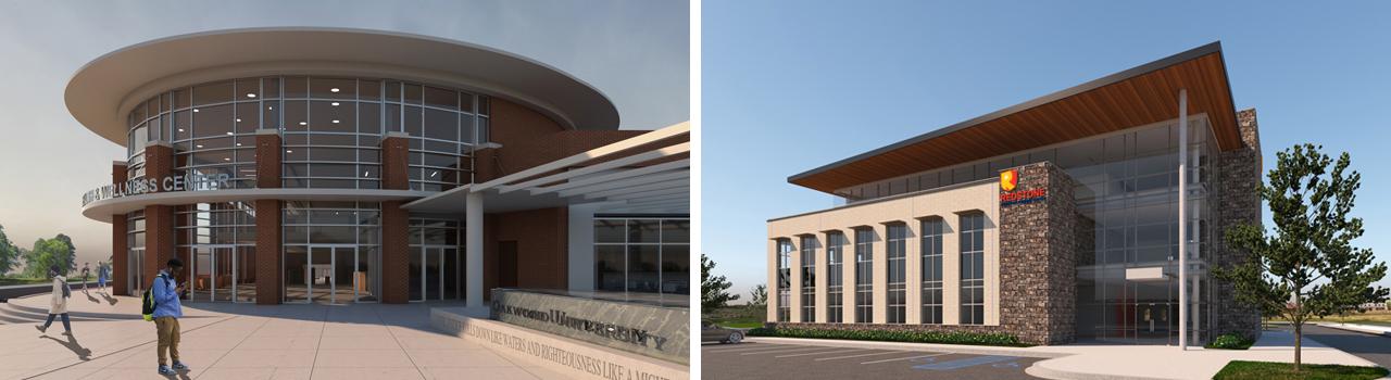 Oakwood University Health & Wellness Center - Redstone Federal Credit Union Murfreesboro