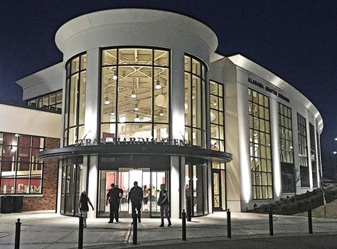 UA Stran-Hardin Arena