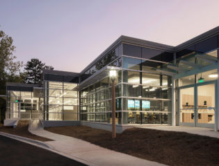 Research Addition at the Lakeshore Foundation