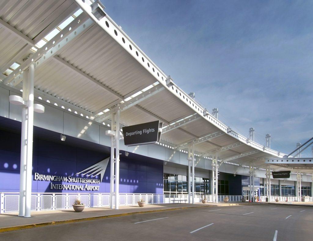 birmingham shuttlesworth international airport terminal