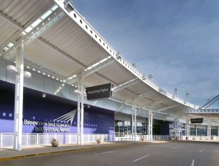 Birmingham Shuttlesworth International Airport Terminal Modernization & Expansion   LEED® Gold