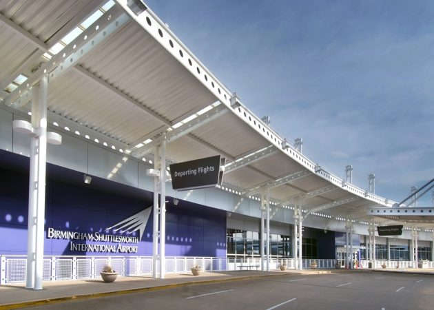 Birmingham Shuttlesworth International Airport Terminal Modernization & Expansion | LEED® Gold