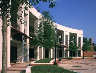 Ferguson Center Complex at the University of Alabama