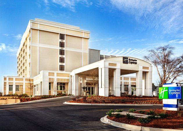 Holiday Inn Express Charleston Ashley River