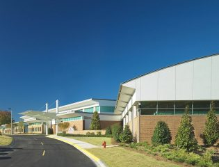 Multipurpose Recreation Facility at the Lakeshore Foundation