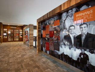 Popeyes Louisiana Kitchen Corporate HQ & Training Center