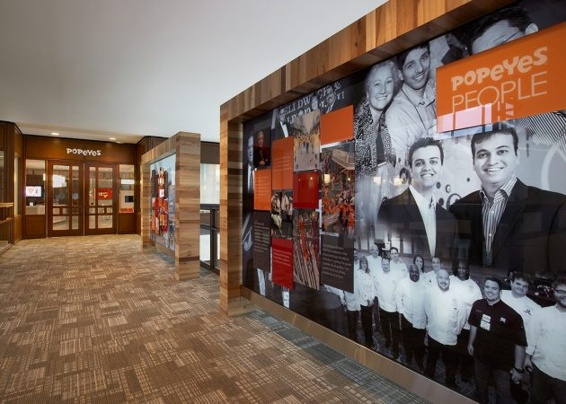Popeyes Louisiana Kitchen Corporate HQ & Training Center
