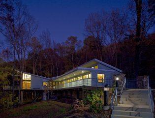 Ruffner Mountain Nature Center & Park Master Plan   LEED® Gold