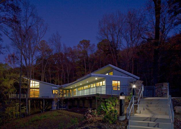 Ruffner Mountain Nature Center & Park Master Plan | LEED® Gold