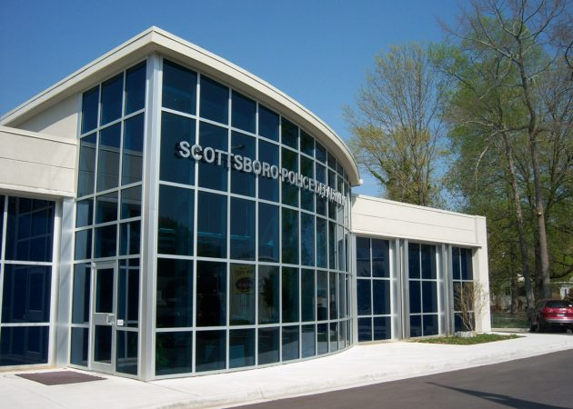 Scottsboro Police Facility
