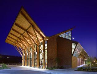 Campus Services Center at Western Washington University